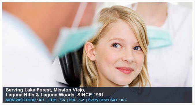Forest Family Dental Serving Lake Forest, Mission Viejo, Laguna Woods, Laguna Hills, Orange County