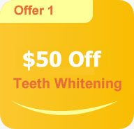$50 Off Lake Forest Teeth Whitening